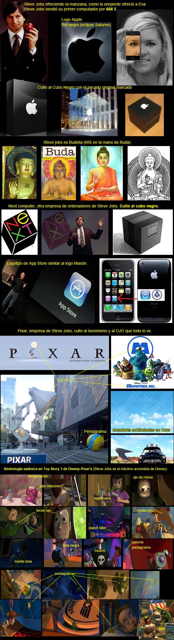 Winnie the Pooh de Disney. Mensajes subliminales Apple-steve-jobs-satan-saturno-666-toy-story3-disney-satanic-chemtrails-cars