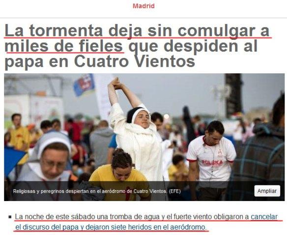 """El Papa renuncia: """"Ya no tengo fuerzas"""" [Peter Turkson será el proximo y ultimo Papa, y luego el Falso Profeta del Apocalipsis] Despedida-tormenta-ira-de-dios-papa-benedicto"""