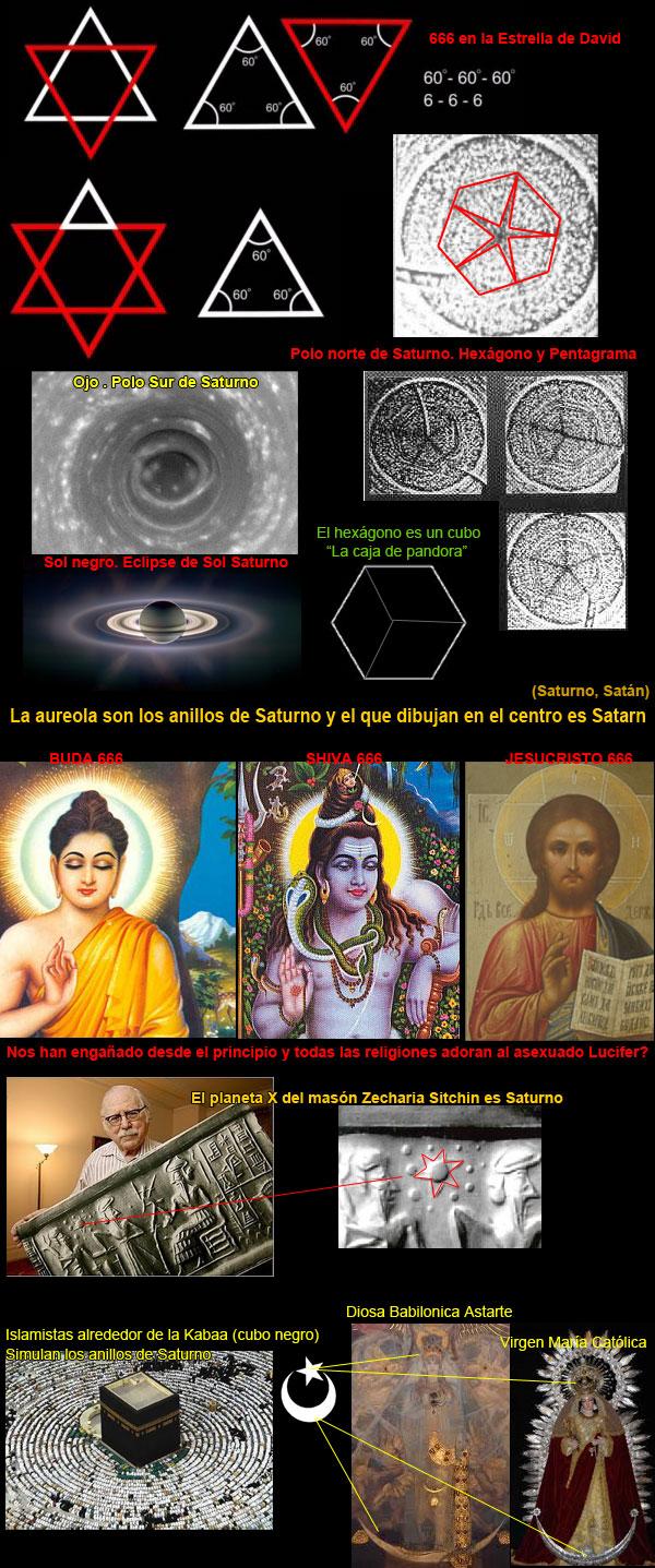 SATURNO, CULTO ILLUMINATI A SATÁN - Página 2 Saturn-666-saturno-satarn-planetax-nibirupentagrama-estrella-david-masoneria2